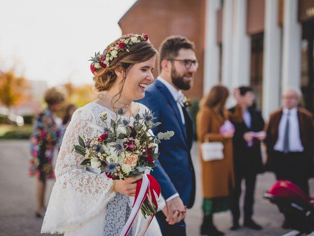 Le mariage de David et Valentine à Les Molières, Essonne 32