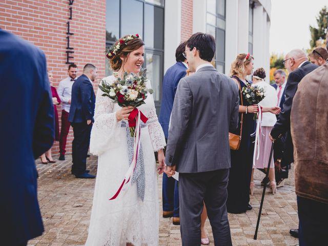 Le mariage de David et Valentine à Les Molières, Essonne 35
