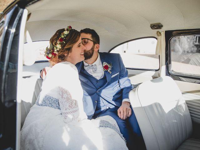 Le mariage de David et Valentine à Les Molières, Essonne 39