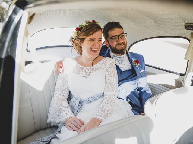 Le mariage de David et Valentine à Les Molières, Essonne 40