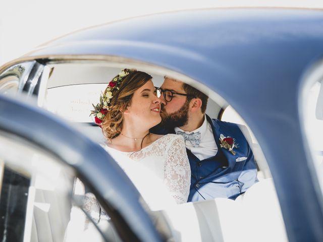 Le mariage de David et Valentine à Les Molières, Essonne 41