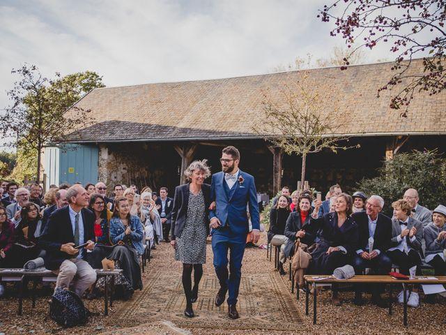Le mariage de David et Valentine à Les Molières, Essonne 50