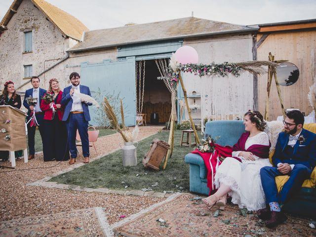 Le mariage de David et Valentine à Les Molières, Essonne 53