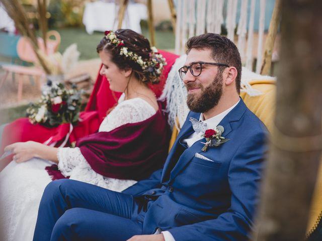 Le mariage de David et Valentine à Les Molières, Essonne 55