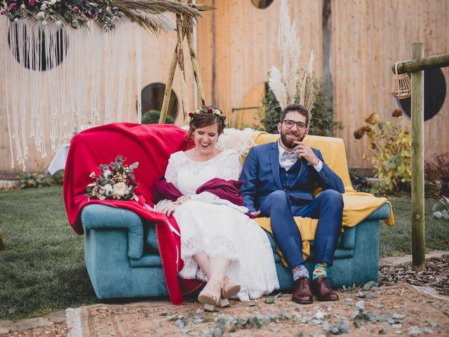 Le mariage de David et Valentine à Les Molières, Essonne 58