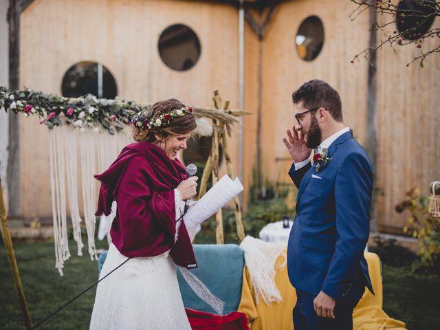 Le mariage de David et Valentine à Les Molières, Essonne 60