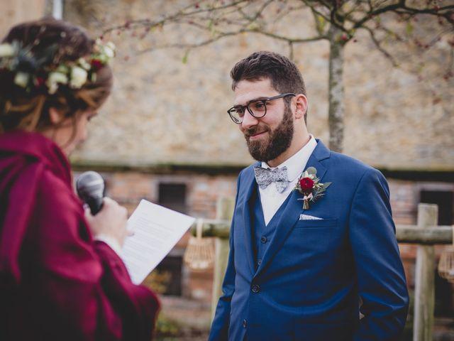 Le mariage de David et Valentine à Les Molières, Essonne 62