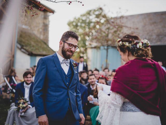 Le mariage de David et Valentine à Les Molières, Essonne 65