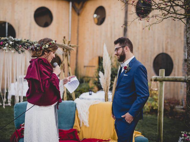 Le mariage de David et Valentine à Les Molières, Essonne 66