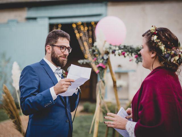 Le mariage de David et Valentine à Les Molières, Essonne 68