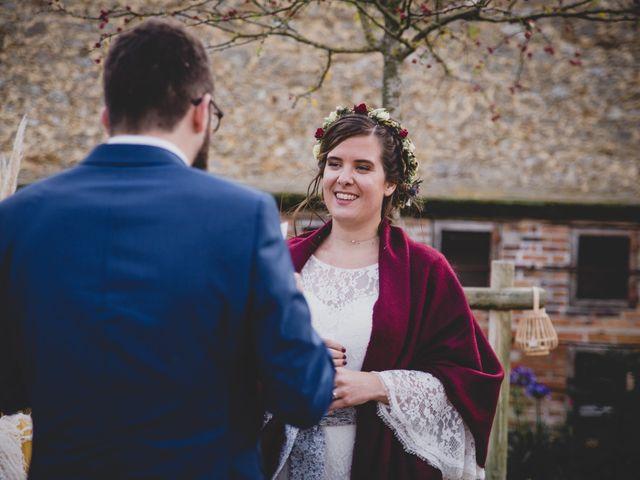 Le mariage de David et Valentine à Les Molières, Essonne 70