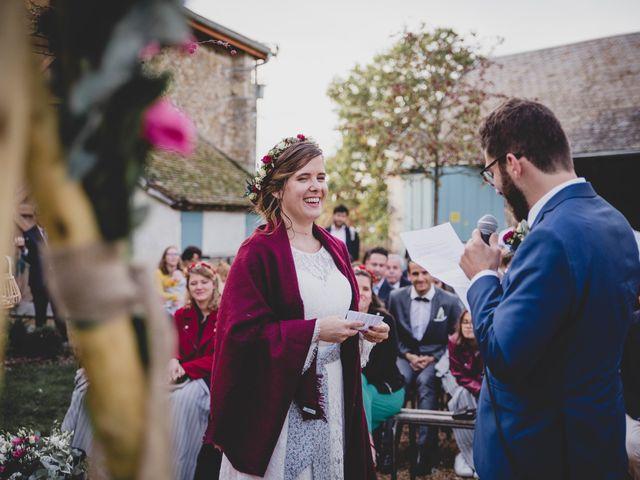 Le mariage de David et Valentine à Les Molières, Essonne 71