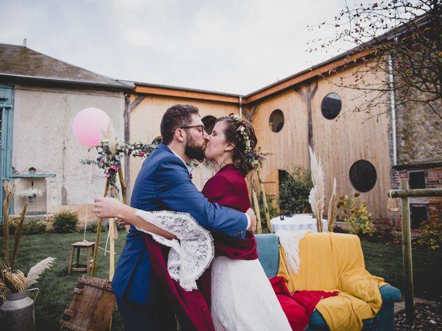 Le mariage de David et Valentine à Les Molières, Essonne 76