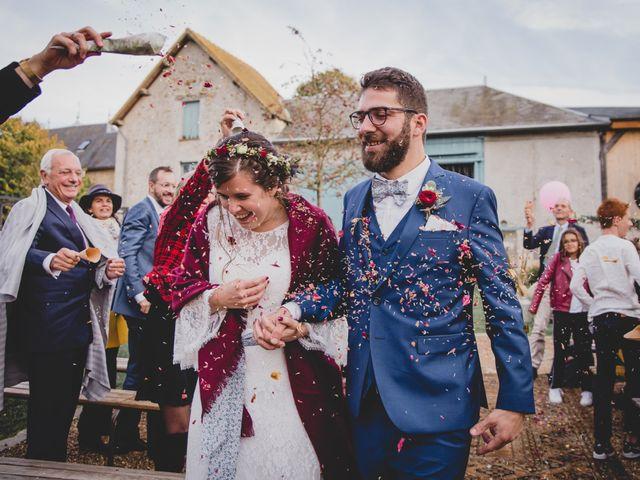Le mariage de David et Valentine à Les Molières, Essonne 81