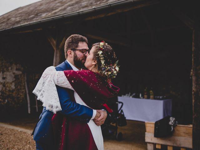 Le mariage de David et Valentine à Les Molières, Essonne 82