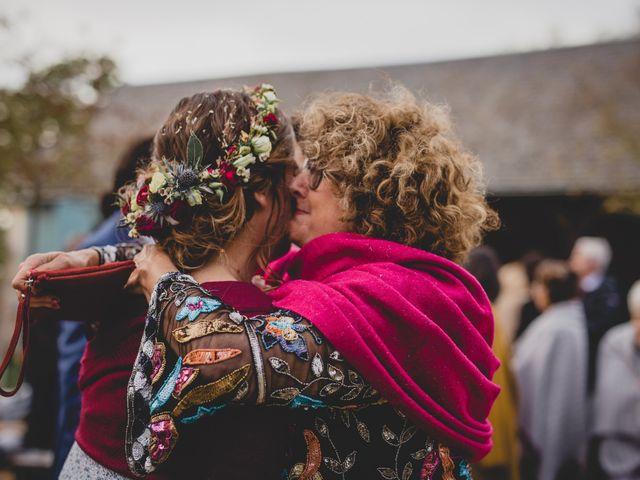 Le mariage de David et Valentine à Les Molières, Essonne 83