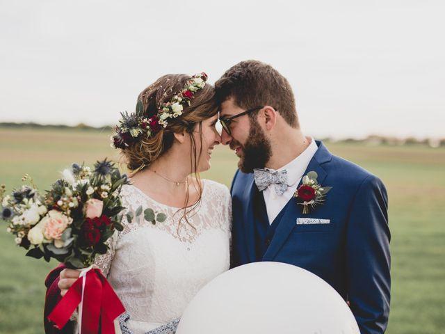 Le mariage de David et Valentine à Les Molières, Essonne 87