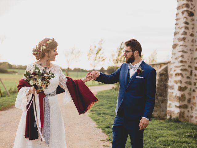 Le mariage de David et Valentine à Les Molières, Essonne 88