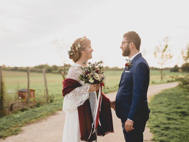 Le mariage de David et Valentine à Les Molières, Essonne 89