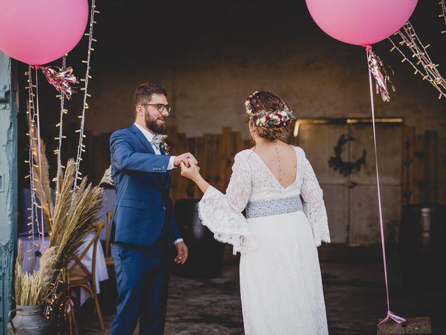 Le mariage de David et Valentine à Les Molières, Essonne 100