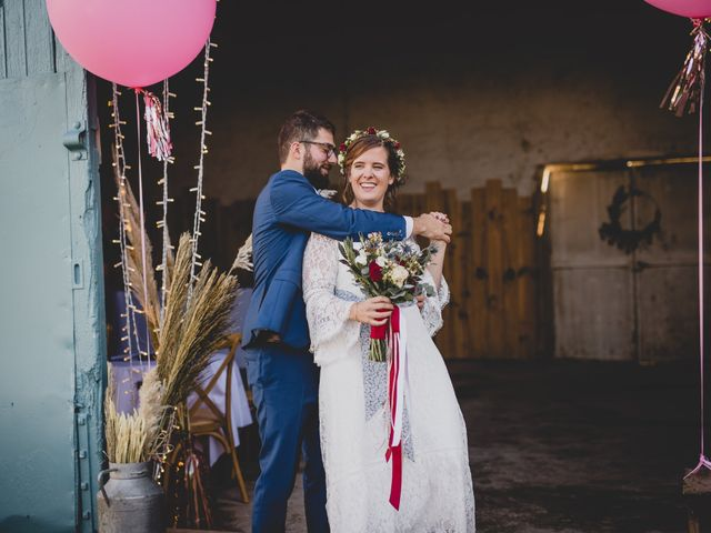 Le mariage de David et Valentine à Les Molières, Essonne 101