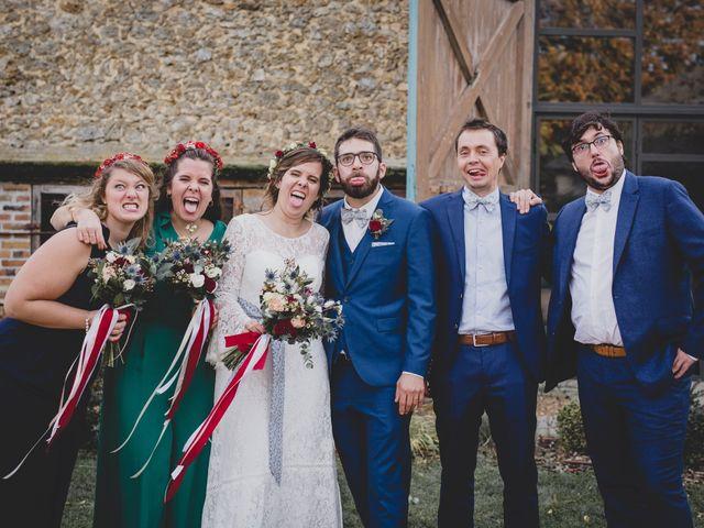 Le mariage de David et Valentine à Les Molières, Essonne 105