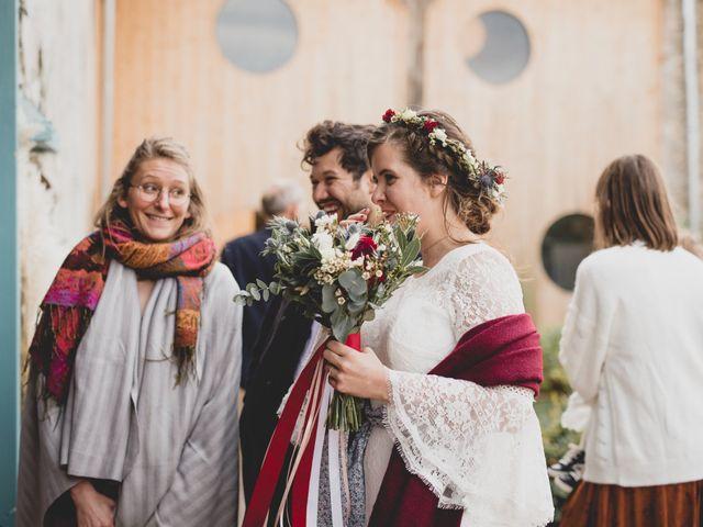 Le mariage de David et Valentine à Les Molières, Essonne 116