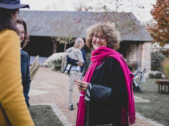 Le mariage de David et Valentine à Les Molières, Essonne 119