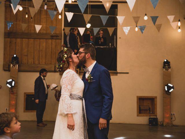 Le mariage de David et Valentine à Les Molières, Essonne 130