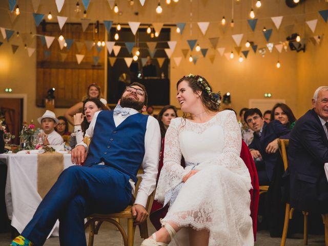 Le mariage de David et Valentine à Les Molières, Essonne 139