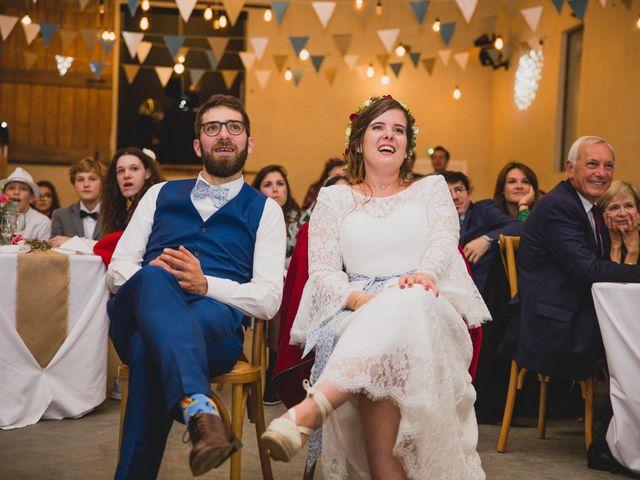 Le mariage de David et Valentine à Les Molières, Essonne 140