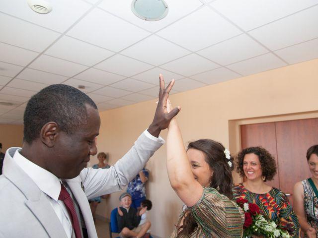 Le mariage de Alex et Elodie à Coise, Rhône 8
