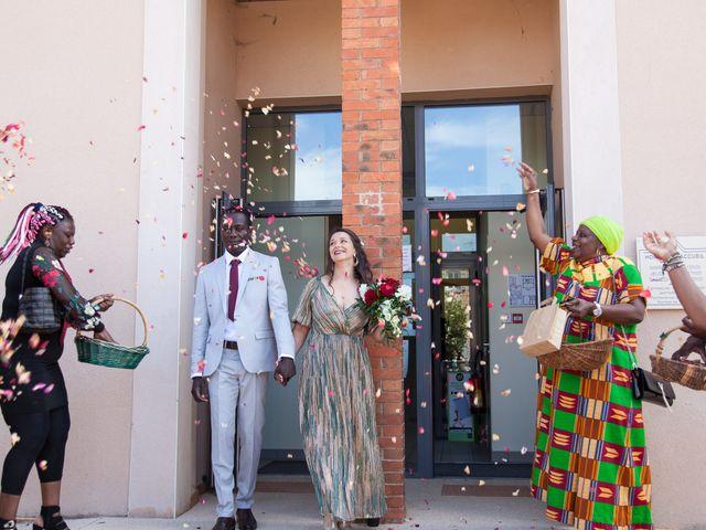 Le mariage de Alex et Elodie à Coise, Rhône 12