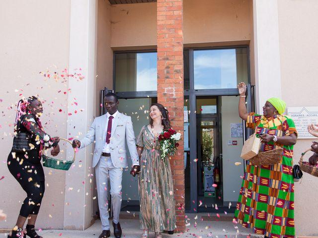Le mariage de Alex et Elodie à Coise, Rhône 13
