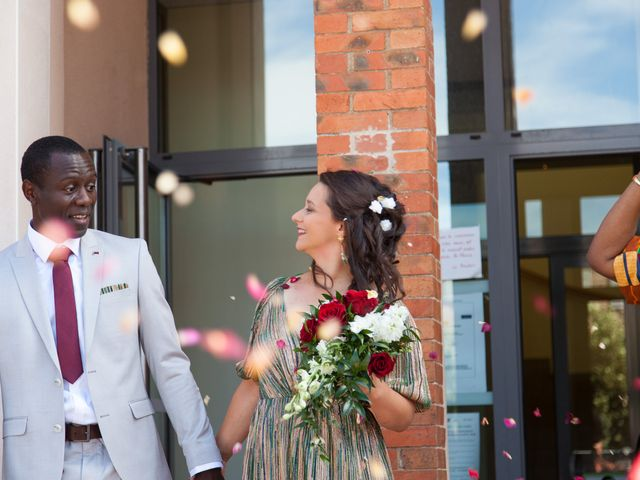 Le mariage de Alex et Elodie à Coise, Rhône 14