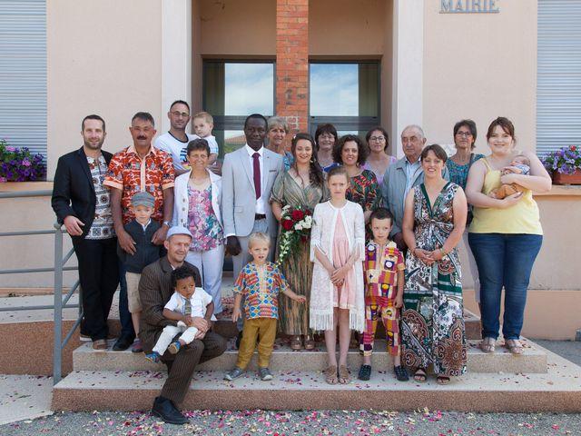 Le mariage de Alex et Elodie à Coise, Rhône 15