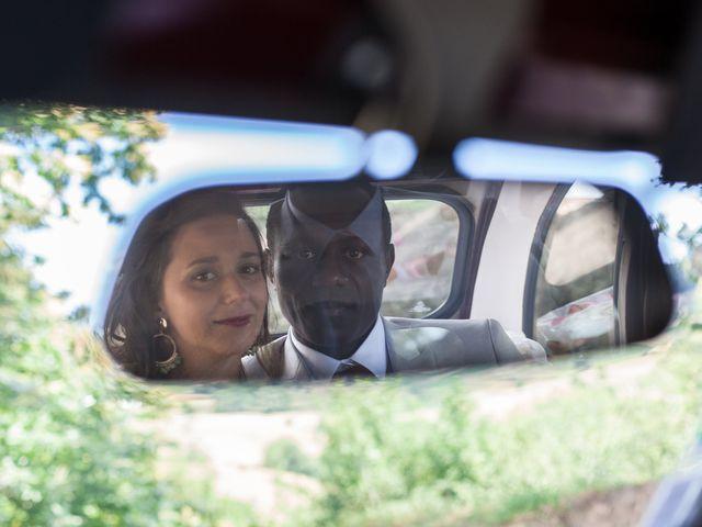 Le mariage de Alex et Elodie à Coise, Rhône 17