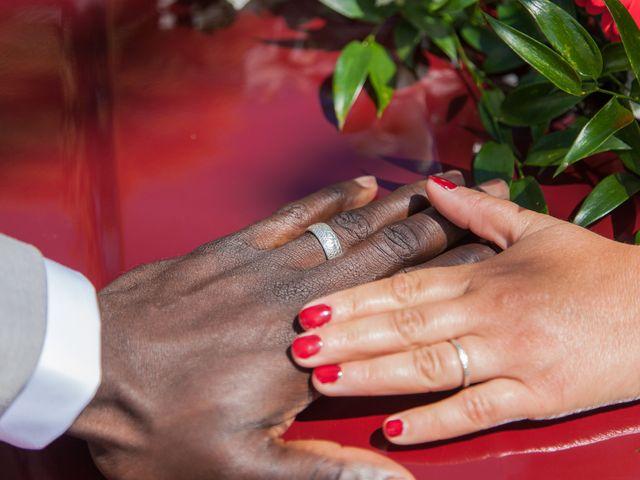 Le mariage de Alex et Elodie à Coise, Rhône 21