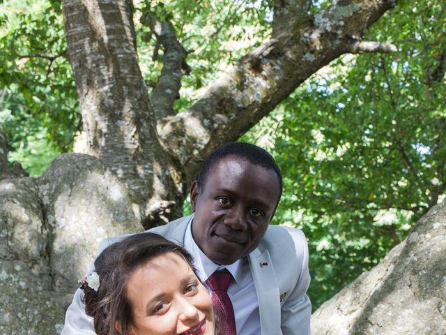 Le mariage de Alex et Elodie à Coise, Rhône 22