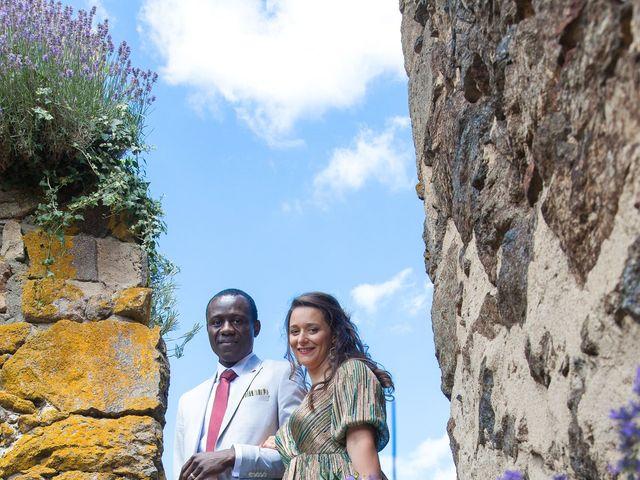 Le mariage de Alex et Elodie à Coise, Rhône 31