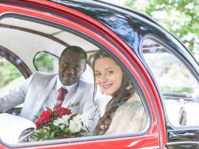 Le mariage de Alex et Elodie à Coise, Rhône 36