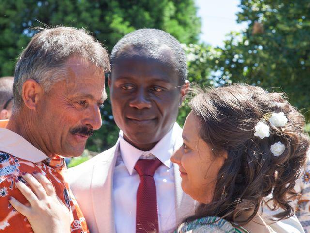 Le mariage de Alex et Elodie à Coise, Rhône 41