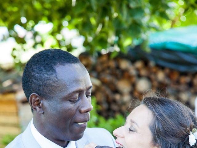 Le mariage de Alex et Elodie à Coise, Rhône 44
