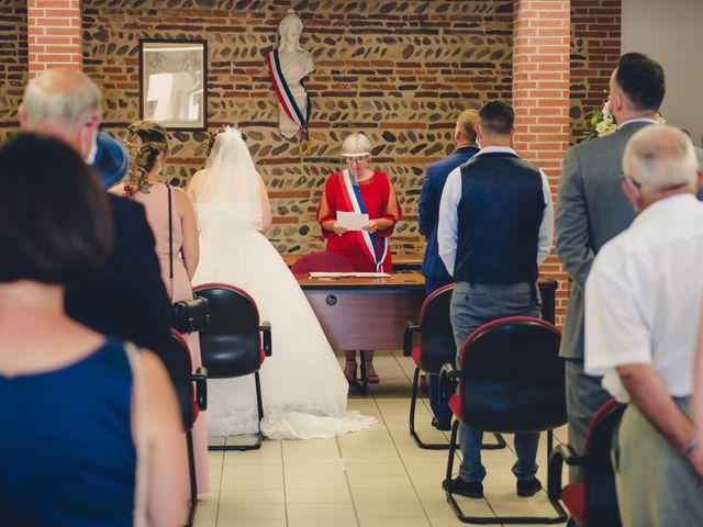 Le mariage de Dimitri et Célia à Fonsorbes, Haute-Garonne 19