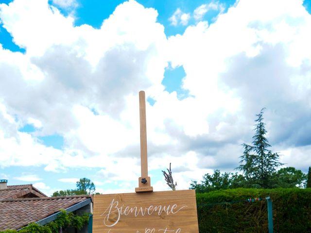 Le mariage de Christophe et Virginie à Chassagny, Rhône 4