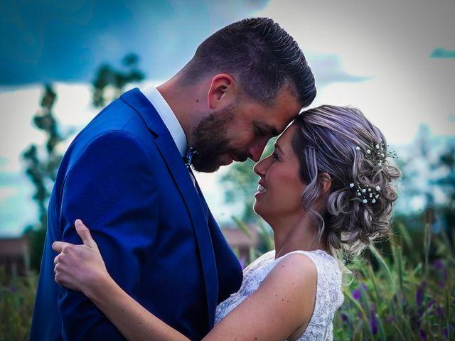Le mariage de Christophe et Virginie à Chassagny, Rhône 9