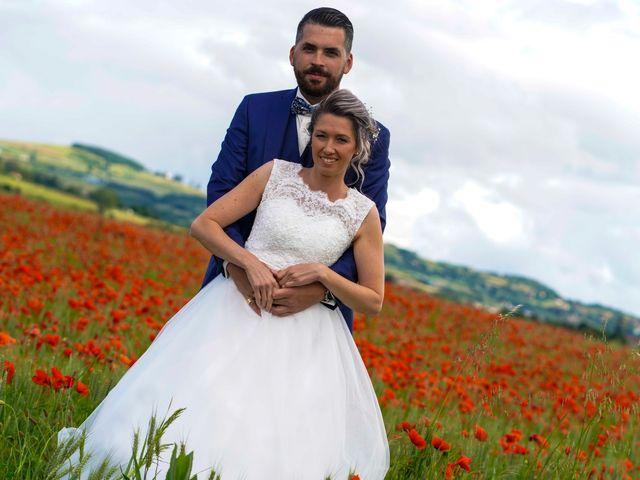 Le mariage de Christophe et Virginie à Chassagny, Rhône 10