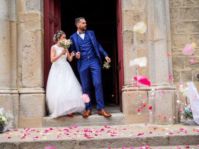 Le mariage de Christophe et Virginie à Chassagny, Rhône 14