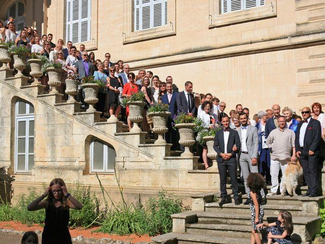 Le mariage de Mathieu et Alexy à Montpellier, Hérault 1