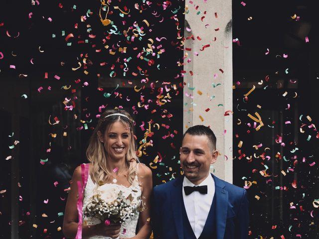 Le mariage de Julien et Laura à Le Collet-de-Dèze, Lozère 5